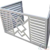 铝板空调罩厂家专业生产销售
