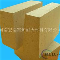 耐火度高,荷重软化温度高普通高铝砖