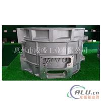 铝合金水冷电机壳水冷铝合金电机壳