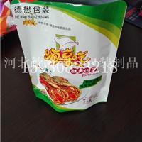 酸菜铝箔自立袋 肉食品铝箔蒸煮袋膜
