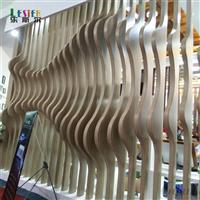 厂家弧形铝方通吊顶设计
