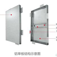室外幕墙铝单板结构特点