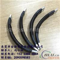 金泓推薦鋁箔母線軟連接 鋁軟連接廠家
