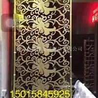 仿古铜铝板雕花屏风系列酒店幕墙雕花铝板