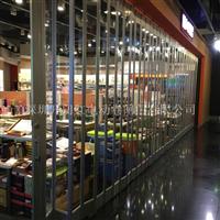 水晶折叠门供应 水晶折叠门厂家