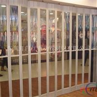 深圳公明水晶折叠门、水晶折叠门