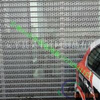 长城4s店专用铝孔板│原色氧化铝板装饰网