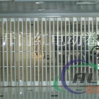 深圳龙岗水晶卷帘门,水晶折叠门
