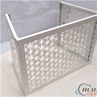 铝合金空调罩 铝合金外机罩厂家