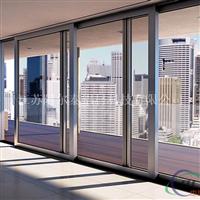 优质铝合金内开门系列 门窗幕墙铝型材厂家