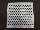 1080冲孔拉伸铝板 拉丝氧化铝板