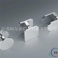 生产淋浴房铝合金配件厂家 铝合金角码配件