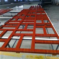 南京木纹铝窗花供应厂家
