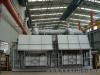 Aluminium holiding furnace