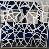 墙面雕花铝单板 镂空雕花铝单板价格