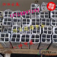 厂家直销5056铝方管 浙江7075铝方管
