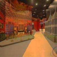 博物馆室内吊顶 100mm黑色铝格栅天花