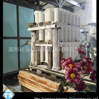 铝合金低压铸造铸造机用钛酸铝升液管