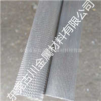 6061网纹滚花铝棒,8.5mm拉花铝棒加工厂家