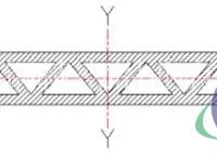 微通道铝扁管非联排型平行流