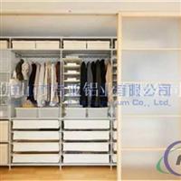衣柜移门铝材成本 衣柜移门铝材定制
