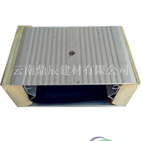 铝合金变形缝金属盖板型装置