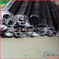 供应阳极氧化铝管 5052黑色氧化铝管
