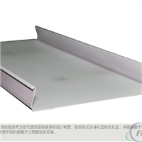 商场条形铝扣板铝天花条形铝扣板厂家