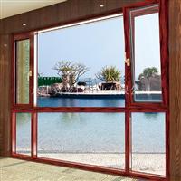 海景房断桥铝门窗型材