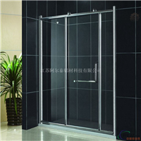 加工铝合金玻璃简易淋浴房铝型材