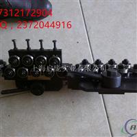 校直器厂   铝焊丝校直器  18轮焊丝校直器