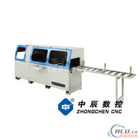 供应铝模板型材自动送料单头切割锯