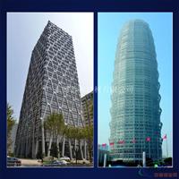 弧形造型铝单板 大厦包柱铝单板