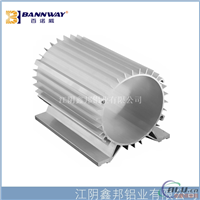 浙江工业铝型材太阳花,电机外壳