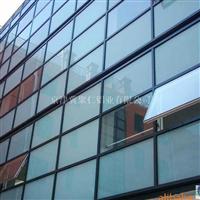 断桥铝型材制造明框幕墙效果型材
