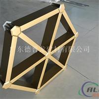 深圳工程铝格栅、厂家专供铝格栅