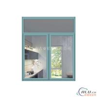 平开窗铝型材成本 平开窗铝型材加盟