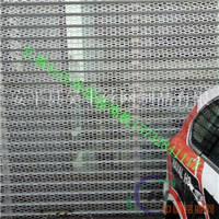 長城哈弗4S店形象外墻裝飾鋁板幕墻鋁單板