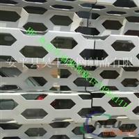 氟碳冲孔铝单板厂家外墙装饰铝瓦楞板