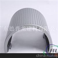 供应德普龙氟碳曲面铝单板