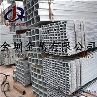 6063铝方管 国标铝四方管 2A12无缝铝管