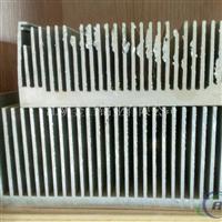 高倍齿散热器型材生产