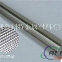 供应6061拉花铝棒,四方铝棒