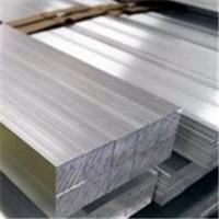 超宽6061铝排切割5120mm 低铅6063铝排