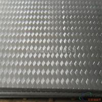 4.0mm五条筋铝板4.0铝板一吨多少平方