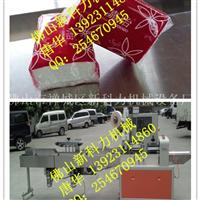 抽式纸巾包装机,广告纸巾包装机