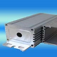 生产加工电源盒型材