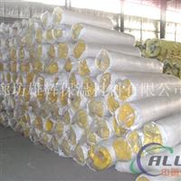 超细玻璃棉卷毡管道保温离心玻璃棉毡