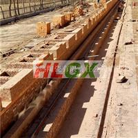 熔铝炉隧道窑用耐火砖