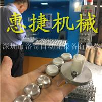 铝制品喷砂 转盘自动喷砂机